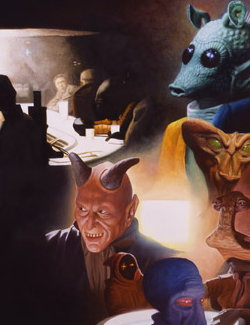 From Mos Eisley Cantina